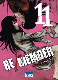 Re/member T11, manga chez Ki-oon de Welzard, Murase
