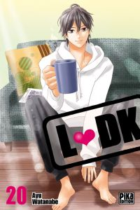 L-DK T20, manga chez Pika de Watanabe