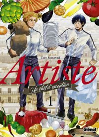Artiste T1, manga chez Glénat de Samoyed