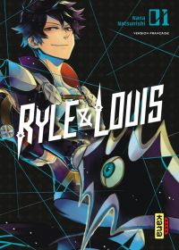 Ryle & Louis T1, manga chez Kana de Natsunishi