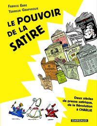 Le Pouvoir de la satire, bd chez Dargaud de Erre, Terreur Graphique