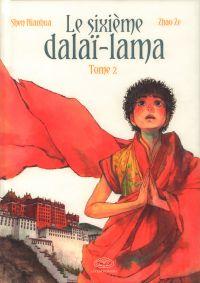 Le sixième Dalaï-Lama  T2, manga chez Les Editions Fei de Qiang, Ze