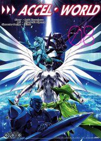 Accel world T8, manga chez Ototo de Kawahara, Aigamo