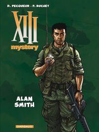 XIII Mystery T12 : Alan Smith (0), bd chez Dargaud de Pecqueur, Buchet, Marquebreucq