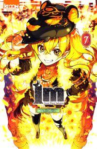 Im - Great Priest Imhotep  T7, manga chez Ki-oon de Morishita
