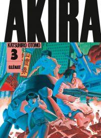 Akira (Noir et blanc) Edition originale T3, manga chez Glénat de Otomo