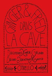 Ginger et Fred dans la cave, bd chez Othello de Gélard, Martin