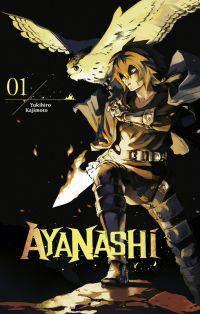 Ayanashi T1, manga chez Glénat de Kajimoto