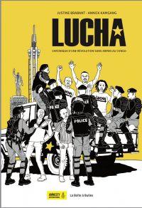 La Lucha : Chronique d'une révolution sans armes au Congo (0), bd chez La boîte à bulles de Brabant, Annick