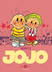 Jojo T2 : 1991-1998 (0), bd chez Dupuis de Geerts