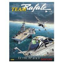 Team Rafale T10 : Le vol AF714 a disparu (0), bd chez Zéphyr de Zumbiehl, Jolivet, Caniaux