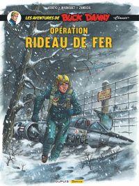 Buck Danny « Classic » T5 : Opération rideau de fer (0), bd chez Zéphyr de Zumbiehl, Marniquet, Arroyo, Formaggio