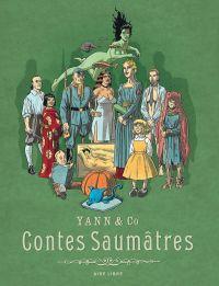 Contes saumâtres, bd chez Dupuis de Yann, Collectif, Juillard