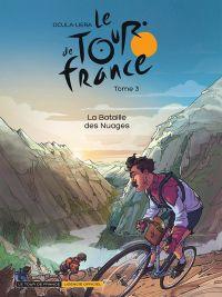 Le Tour de France T3 : La bataille des nuages (0), bd chez Dupuis de Ocula, Liera, Vanech, Hamo