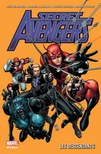 Secret Avengers (vol.1) T1 : Les Descendants (0), comics chez Panini Comics de Remender, Hardman, Guedes, Zircher, Wilson, Mohler, Troy, Breitweiser, Adams