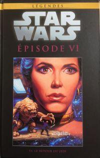 Star Wars Légendes T61 : Episode VI - Le retour du Jedi (0), comics chez Hachette de Goodwin, Williamson, Garzon, Palmer, Sienkiewicz, Scheele, Sharen, Hildebrandt