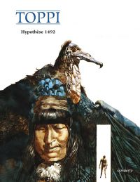 Hypothèse 1492, bd chez Mosquito de Toppi