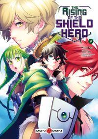 The rising of the shield hero T9, manga chez Bamboo de Aneko, Kyu