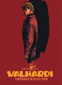 Valhardi T4 : 1956-1958 (0), bd chez Dupuis de Charlier, Philip, Jijé