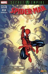 Spider-Man (revue) T10 : Affaires de famille (0), comics chez Panini Comics de David, Bendis, Gage, Conway, Slott, Zdarsky, Immonen, Stegman, Kubert, Bagley, Bazualda, Gracia, Bellaire, Keith, Beredo, Aburtov, Ponsor