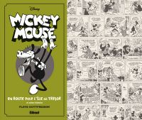 Mickey Mouse par Floyd Gottfredson T2 : En route pour l'île au trésor et autres histoires - 1932/1933 (0), comics chez Glénat de Gottfredson
