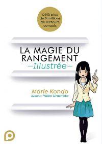 La magie du rangement, manga chez Kurokawa de Kondo, Uramoto