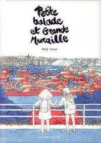Petite balade et grande muraille, manga chez Les Editions Fei de Verjux