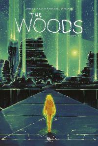 The Woods T4, comics chez Ankama de Tynion IV, Dialynas