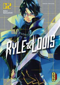 Ryle & Louis T2, manga chez Kana de Natsunishi