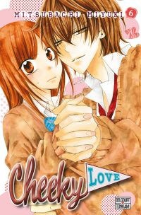 Cheeky love T6, manga chez Delcourt Tonkam de Mitsubachi