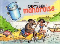 Odyssée Mahoraise, bd chez Des bulles dans l'océan de Ouzov