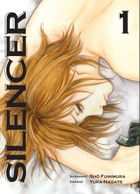 Silencer T1, manga chez Komikku éditions de Buronson, Nagate