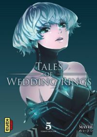 Tales of wedding rings T5, manga chez Kana de Maybe