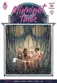 Midnight Tales T1, bd chez Ankama de Bablet, Singelin