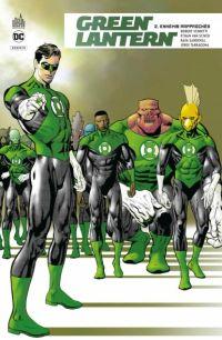 Green Lantern Rebirth T2 : Ennemis rapprochés (0), comics chez Urban Comics de Venditti, Van sciver, Benes, Sandoval, Wright, Morey, Sollazzo