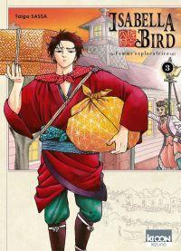 Isabella Bird, femme exploratrice T3, manga chez Ki-oon de Sassa