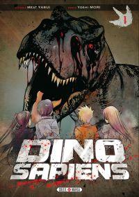 Dino-sapiens T1, manga chez Soleil de Yasui, Mori
