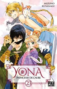 Yona, princesse de l'aube  T23, manga chez Pika de Mizuho