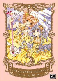 Card captor Sakura T2, manga chez Pika de Clamp