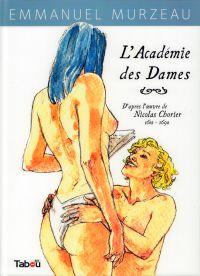 L'Académie des Dames, bd chez Tabou de Murzeau