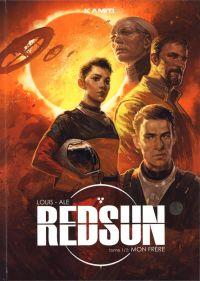Red Sun T1 : Mon frère (0), bd chez Kamiti de Louis, de Bernardis