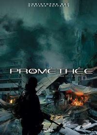 Prométhée – cycle 2, T17 : Le Spartiate (0), bd chez Soleil de Bec, Raffaele, Digikore studio