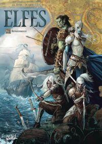Elfes – cycle Les elfes bleus, T21 : Renaissance (0), bd chez Soleil de Istin, Duarte, Mastrolonardo