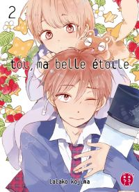 Toi, ma belle étoile T2, manga chez Nobi Nobi! de Kojima