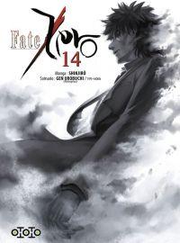 Fate Zero T14, manga chez Ototo de Type-moon, Shinjirô, Urobochi