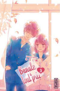 Banale à tout prix T3, manga chez Kana de Nanaji