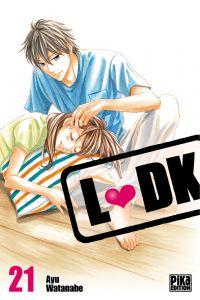 L-DK T21, manga chez Pika de Watanabe