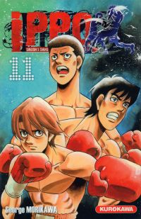Ippo – Saison 5 - Dans l'ombre du champion, T11, manga chez Kurokawa de Morikawa
