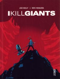 I kill  giants, comics chez Hi Comics de Kelly, Niimura