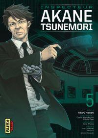Psycho-pass Inspecteur Akane Tsunemori T5, manga chez Kana de Urobochi, Miyoshi